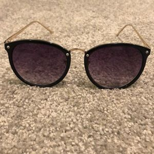 J. Crew Medium sized round glasses